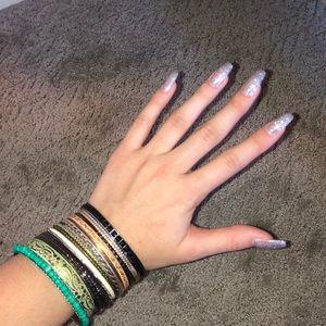 Jewelry - multicolor bracelets